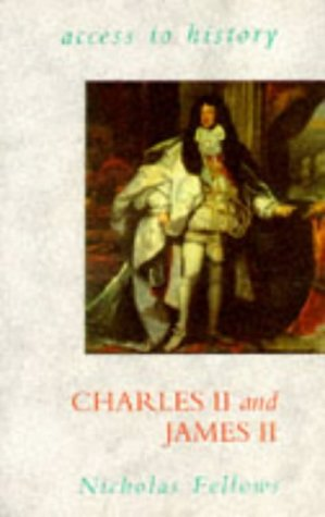 9780340575093: Charles II and James II (Access to History)