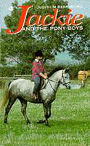 9780340575451: Jackie and The Pony Boys