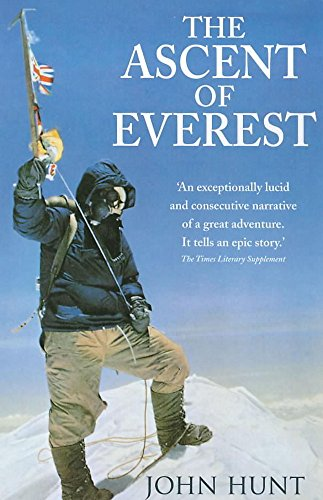 9780340579077: The Ascent of Everest