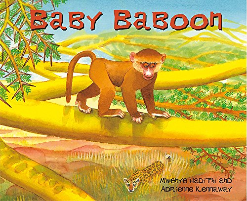 9780340580486: Baby Baboon (African Animal Tales)