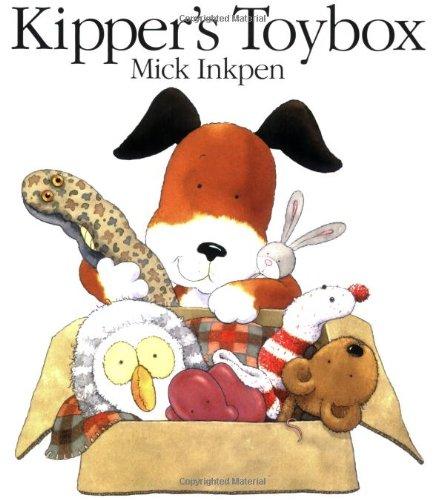 9780340580493: Kipper's Toybox
