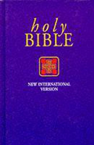 9780340581087: New International Version Bible: Economy Ed