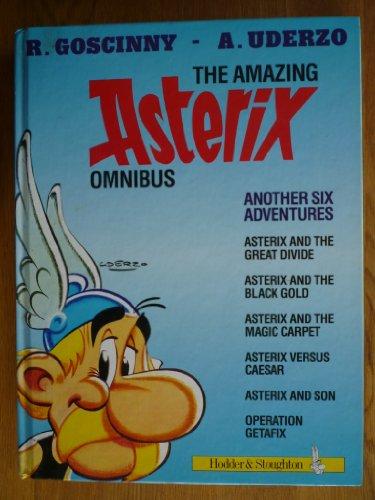 9780340581520: The Amazing Asterix Omnibus