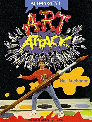"9780340583722: ""Art Attack"" (Young Headway Books)"