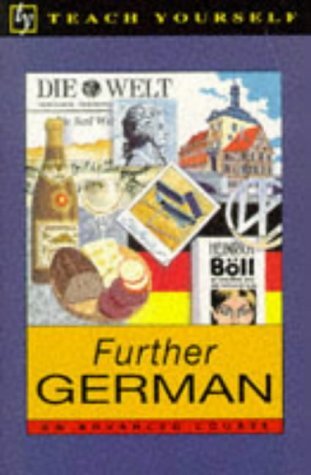 9780340585429: Further German (Teach Yourself)