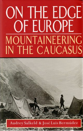 9780340585474: On the Edge of Europe: Mountaineering in the Caucasus