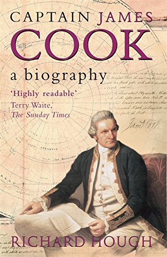 9780340585986: Captain James Cook