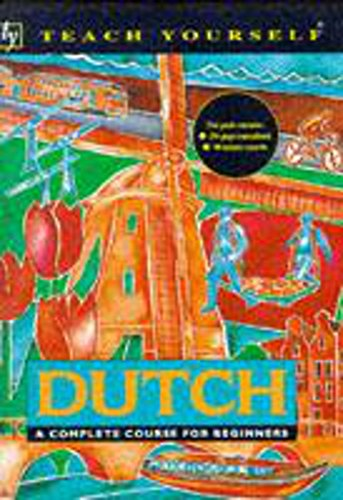 9780340586129: Dutch - A Complete Course for Beginners (Teach Yourself)