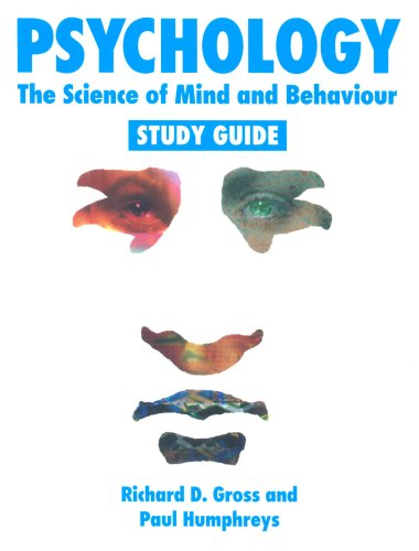 9780340587362: Psychology: The Science of Mind and Behaviour - Study Guide