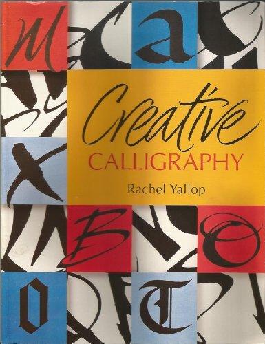 9780340587416: Creative Calligraphy