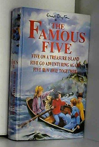 Famous Five Library V1 3 In 1: Enid Blyton