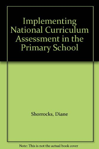9780340587669: Implementing National Curriculum Assessment in the Primary School