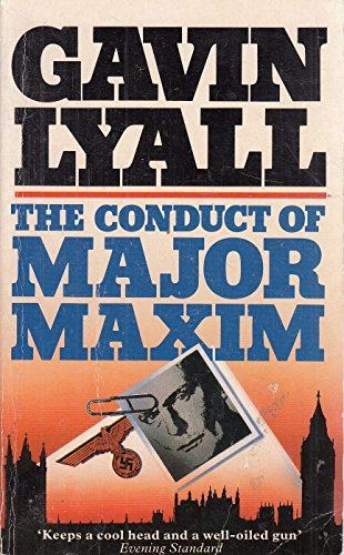9780340588659: The Conduct of Major Maxim