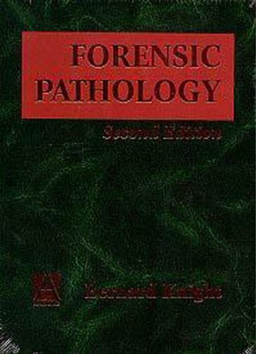 9780340588970: Forensic Pathology, 2Ed