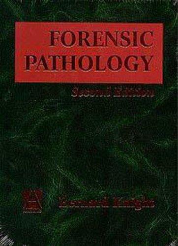 9780340588970: Forensic Pathology, 2Ed