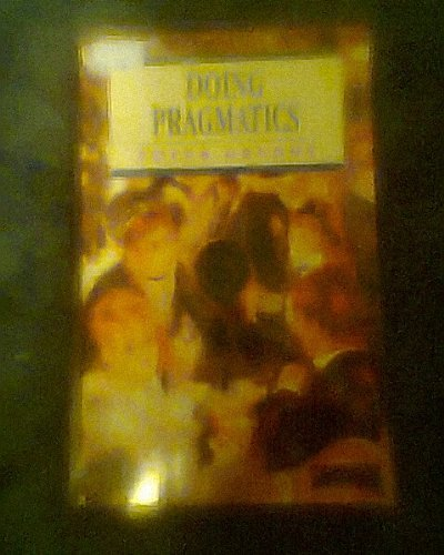 9780340589656: Doing Pragmatics, 2Ed