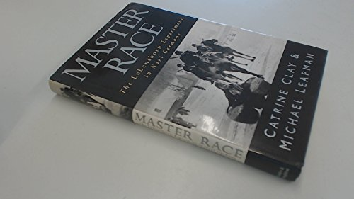 9780340589786: Master race: The Lebensborn experiment in Nazi Germany