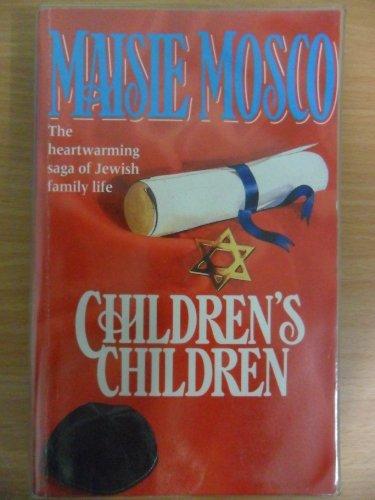 9780340590263: Children's Children