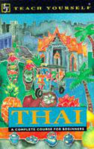 9780340590416: Thai (Teach Yourself)