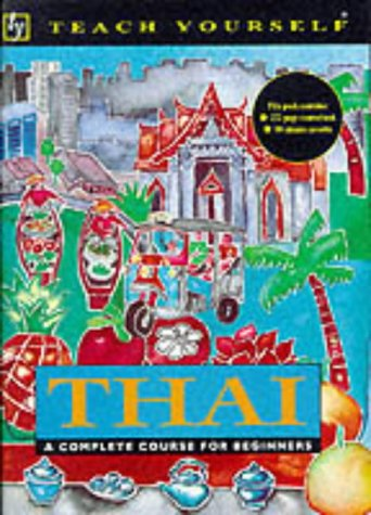 9780340590423: Thai (Teach Yourself)