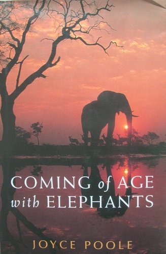 9780340591796: Coming of Age with Elephants