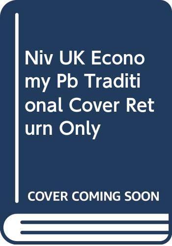 9780340591819: Niv UK Economy Pb Traditional Cover Return Only