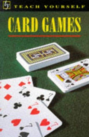 9780340592045: Card Games (Teach Yourself)