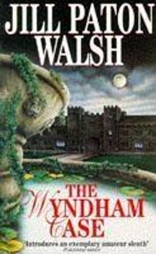 9780340592434: The Wyndham Case: Imogen Quy Book 1