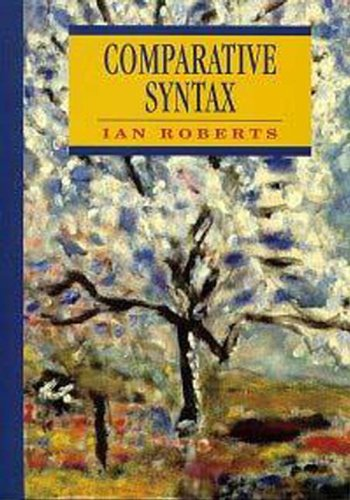 9780340592861: COMPARATIVE SYNTAX