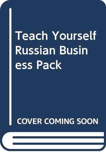 9780340594292: Business Russian (Teach Yourself)