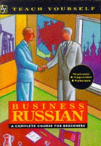 9780340594308: Business Russian (Teach Yourself)