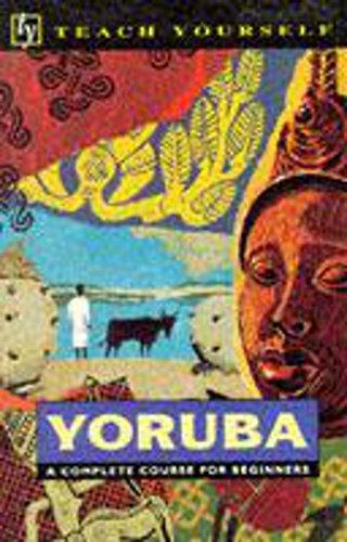 9780340594735: Yoruba (Teach Yourself)