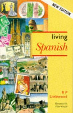 9780340595350: Living Spanish