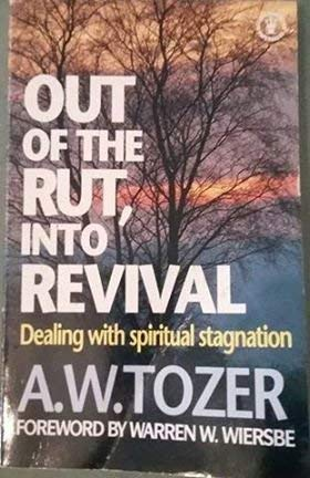 9780340595657: Out of the Rut, into Revival (Hodder Christian Paperbacks)