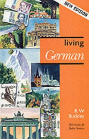 9780340596722: Living German 5ED