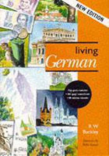 9780340596746: Living German BK/CASS PK 5ED