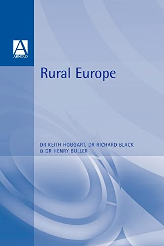 9780340596999: Rural Europe (Identity and Change)