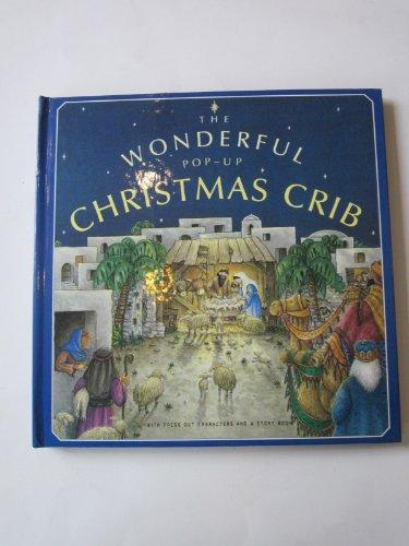 9780340597132: Wonderful Pop-up Christmas Crib