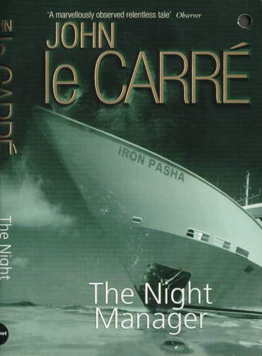 THE NIGHT MANAGER: le Carre, John