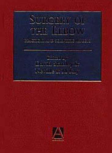 9780340598054: Surgery of the Elbow - Practical and Scientific Aspects