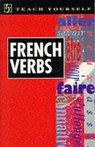 9780340598160: French Verbs (Teach Yourself)