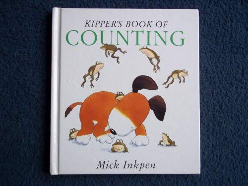 9780340598481: Kipper's Book of Counting