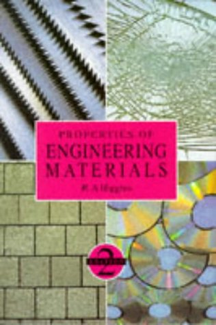 9780340600337: Properties of Engineering Materials, Second Edition