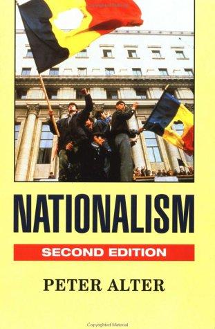 9780340600610: Nationalism