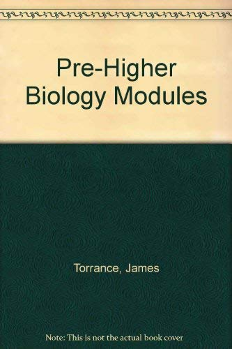 Biology Modules: James Fullarton, Clare