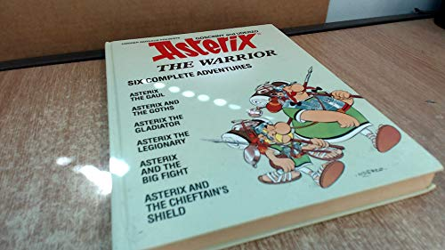 9780340601747: Asterix and the Warrior