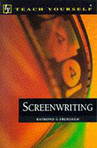 9780340603789: Screenwriting (Teach Yourself: writer's library)