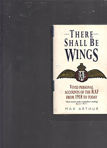 9780340603864: There Shall Be Wings the Raf to The (Teach Yourself)
