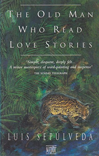 9780340604571: Old Man Who Read Love Stories