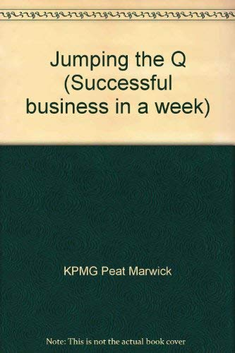 9780340607541: Jumping The Q: Total Quality Persp (Successful business in a week)
